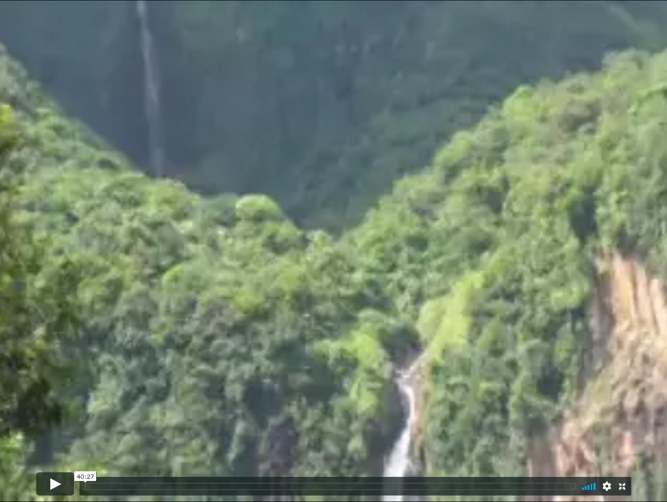 Escale Dans l'Ile de la Guadeloupe