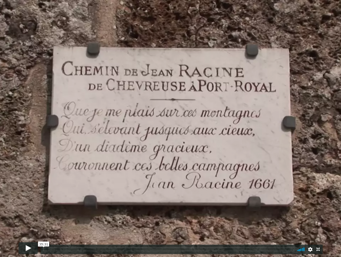 la Vallée de Chevreuse